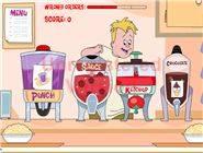 Mikeys Crazy Cafeteria
