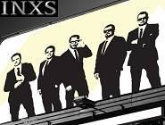 INXS Bang The Drum