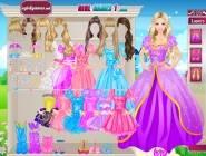 jeu barbie princesse sur. Black Bedroom Furniture Sets. Home Design Ideas