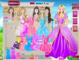 jeu barbie princesse sur. Black Bedroom Furniture Sets. Home Design Ideas