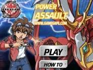 Bakugan Power Assault