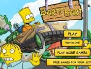 Simpsons Kart