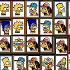 Mahjong Simpsons