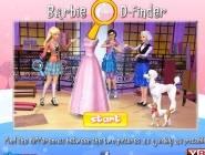 Barbie objets cachés