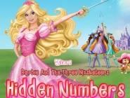 Barbie Hidden Numbers
