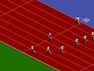 100 mètres olympique