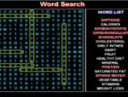 Word Search, find it