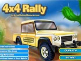 4x4 rally jeux de rallye gratuit. Black Bedroom Furniture Sets. Home Design Ideas