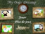 My dogs dress up