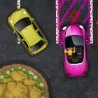 Blonde Parking