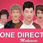 One direction Makeover 6047