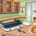 Sara's Cooking Class : Pancakes 6134