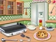 jouer à ecole de cuisine sara : pancakes