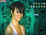 Maquillage Rihanna