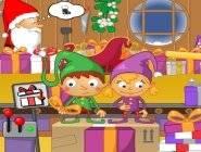 Mésaventures de Noël - Partie 1