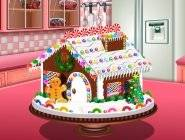 Gingerbread House : Sara's Cooking Class