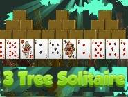 Forest Tri Tower Solitaire