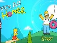 Kick Ass Homer
