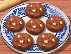 Jouer ecole de cuisine de sara cookies au chocolat - Jeux de ecole de cuisine de sara ...