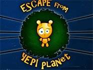 Escape From Yepi's Planet
