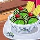 Sara's Cooking Class : Green Tea Ice Cream