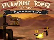 Steam Punktower