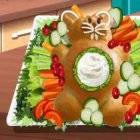 Sara's Cooking Class : Sweet Bunny Bread