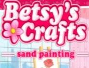 Besty's Crafts : Sand Painting