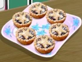 Jeu ecole de cuisine de sara tartelettes sur internet - Girlsgogames ecole de cuisine de sara ...