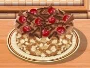 Ecole de cuisine de Sara : Gâteau au chocolat
