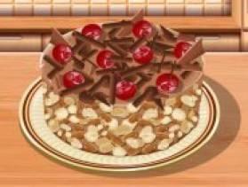 Jeu ecole de cuisine de sara g teau au chocolat sur - Jeu la cuisine de sara ...
