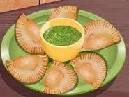 Ecole de cuisine Sara: Empanadas