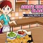 Sara's Cooking Class Nachos & Dip