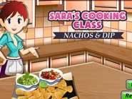Ecole de cuisine Sara: Nachos
