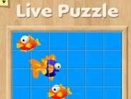 Puzzle animé
