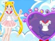 Sailor Moon Habillage
