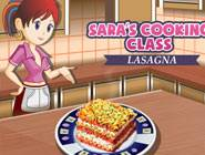 Ecole de Cuisine Sara : Lasagnes