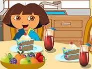 Dora The Explorer: Dining Table