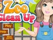 Nettoyage du zoo