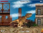 T-rex à L.A.