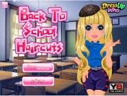 Back To School Haircuts
