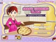 Ecole de Cuisine Sara : Beignets à la Pomme