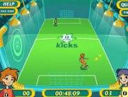 jeux de football foot en salle