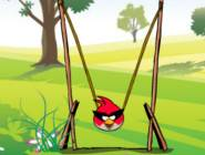Angry Birds Catapulte