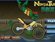 Tortue ninja moto