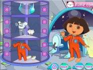 Dora l'Astronaute
