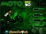 Ben10 Moto 3D