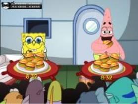 Jeu bob l 39 ponge burger gratuit sur - Jeux bob l escargot gratuit ...