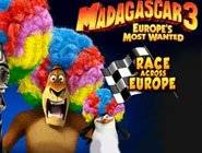 Madagascar 3 : Race Across Europe