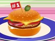 Hamburger Végetarien